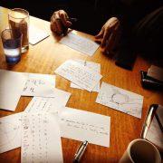 Kent + Jenn create user stories