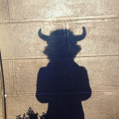 Minotaur shadow